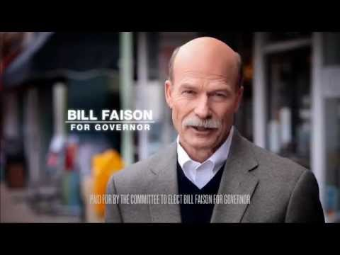 Bill Faison for Governor of NC