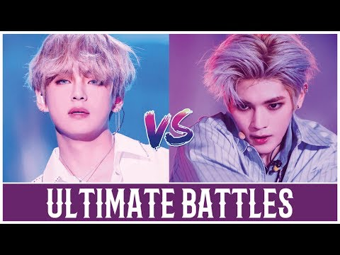 [Ultimate Battles] BTS's V vs NCT's Taeyong