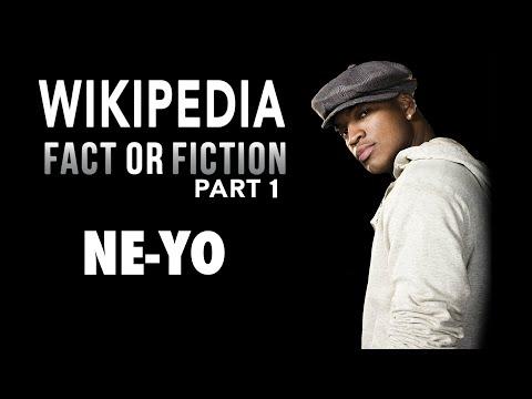 Ne-Yo - Wikipedia: Fact Or Fiction - Part 1