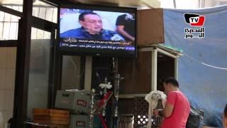 محاكمة القرن.. رواد المقاهي يتجاهلون مرافعة مبارك