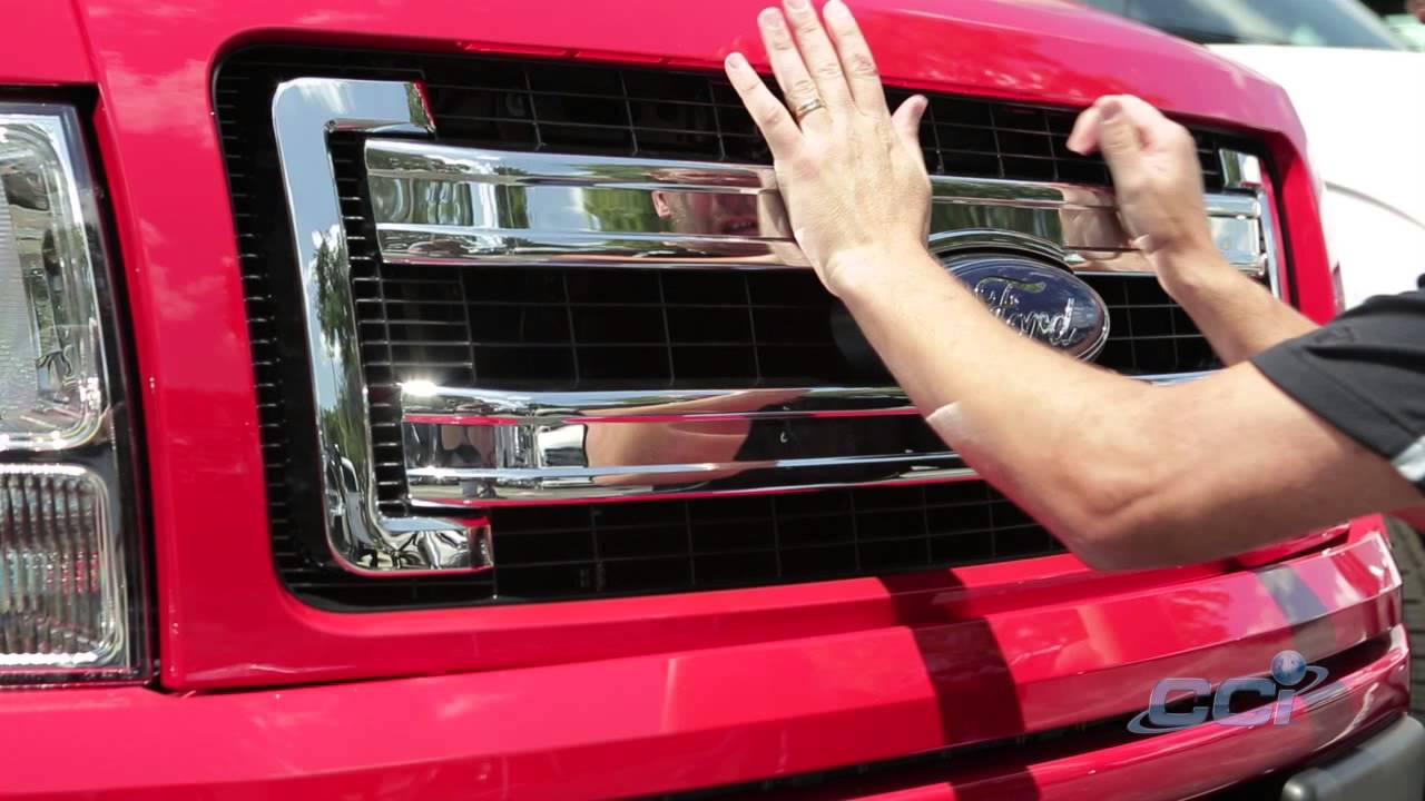 2014 Ford F 150 Fx2 CCI 2013 Ford F-150 Trim Accessories Upgrade - YouTube