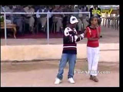 Eritrea Comedy:  Sawa Graduation Comedy (Hip)
