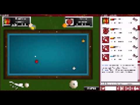 Juego de Billar Carambola multijugador online en CasualArena.com