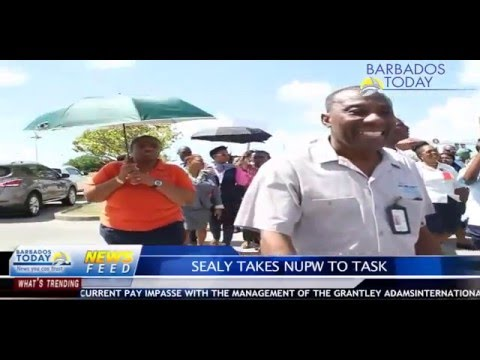BARBADOS TODAY AFTERNOON UPDATE - February 1, 2016