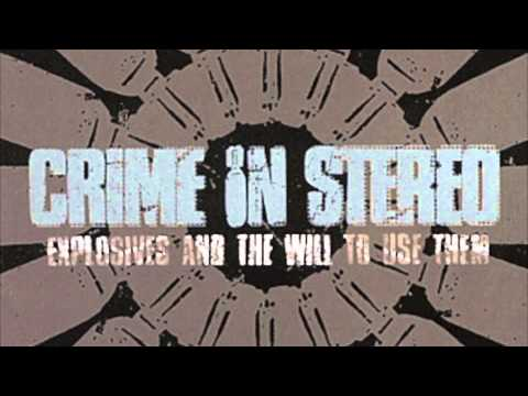 Crime In Stereo - Warning_ Perfect Sideburns Do Not Make You Dangero