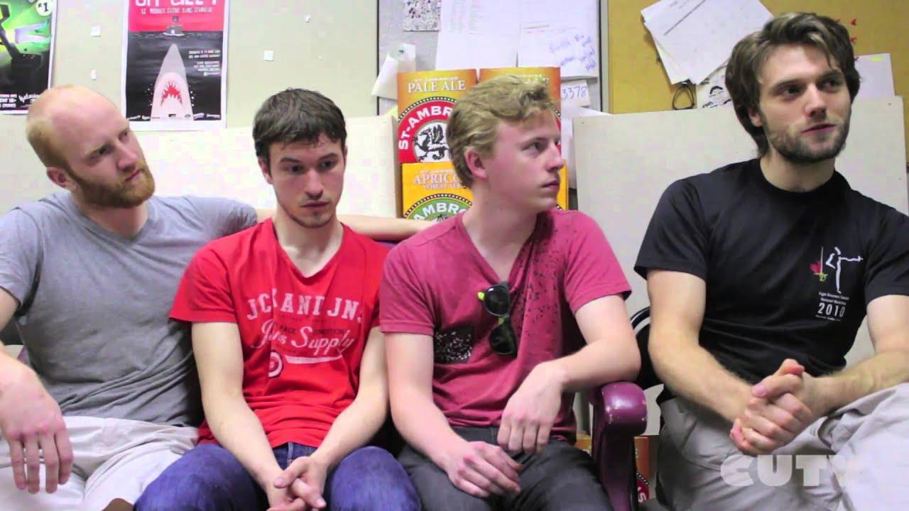 Fringe Interview Series CUTV - OSAMA THE HERO