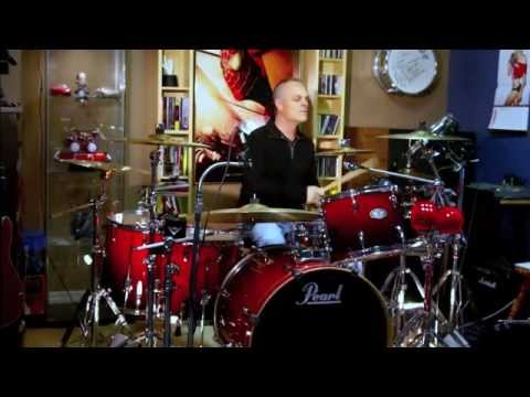 Crazy Little Thing Called Love - Queen - Drum Cover By Domenic Nardone video
