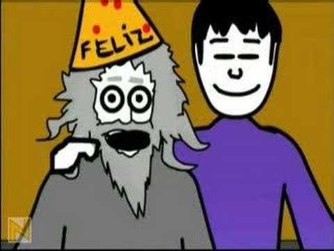 Alejo y Valentina - El cumpleaños del Viejo (parte 3)