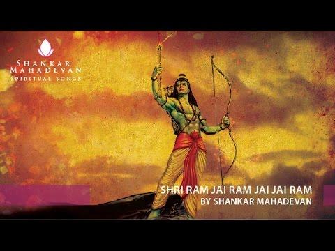 Shri Ram Jai Ram Jai Jai Ram By Shankar Mahadevan video