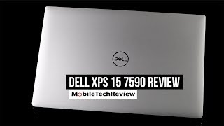 2019 Dell XPS 15 7590 Review