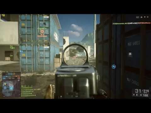 Battlefield 4 Ultra 1080p - Multiplayer TDM - GTX 770 Asus Direct CU II OC