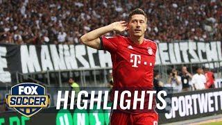 Robert Lewandowski completes first DFL-Supercup hat trick | 2018 DFL-Supercup Highlights
