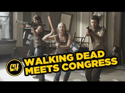 The Walking Dead Meets Congress