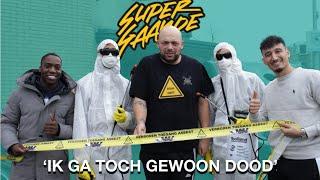ASBEST PRANK OP GAMEROOM QUCEE! - SUPERGAANDE PRANK FT. TA JOELA
