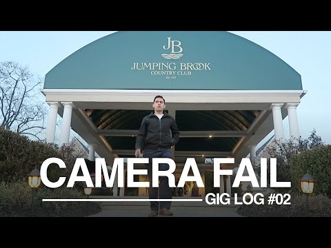 DJ GIG LOG: EPIC Christmas Party | Camera FAIL | Canon G7X Broke