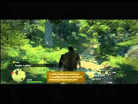 Dragons Dogma Gameplay - Ep2