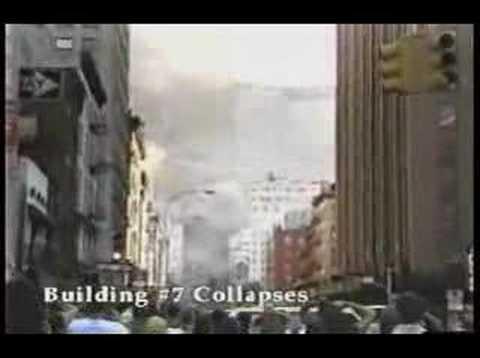 WTC building 7  footage 3