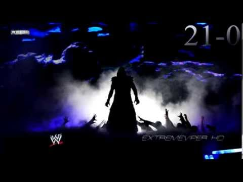 Wwe The Undertaker Theme ( Rest In Peace ) Quality Sound Titantron New ( Hd ) ( 2004   2014 ) video