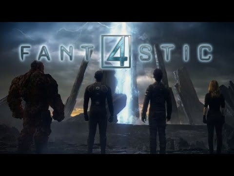 FANTASTIC FOUR Trailer Review - AMC Movie News