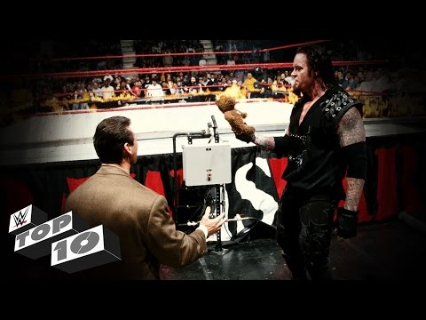 The Undertakers Ghastliest Mind Games – WWE Top 10