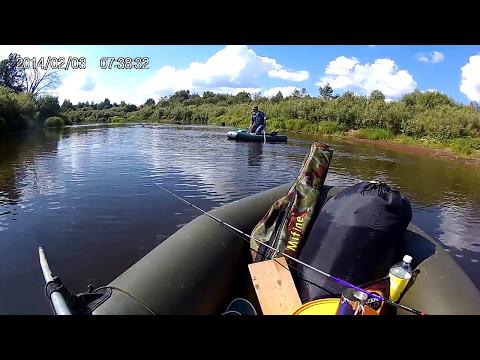 эффективная рыбалка с лодки
