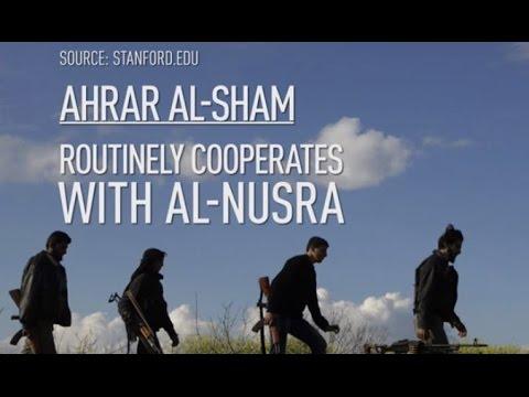 Syrian military chief linked to Al Quaeda & ISIS freely visits US