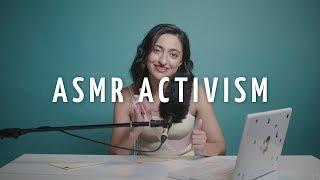 Sisterhood 34 Asmr Activism Registering To Vote 34 Featuring Mitra Jouhari