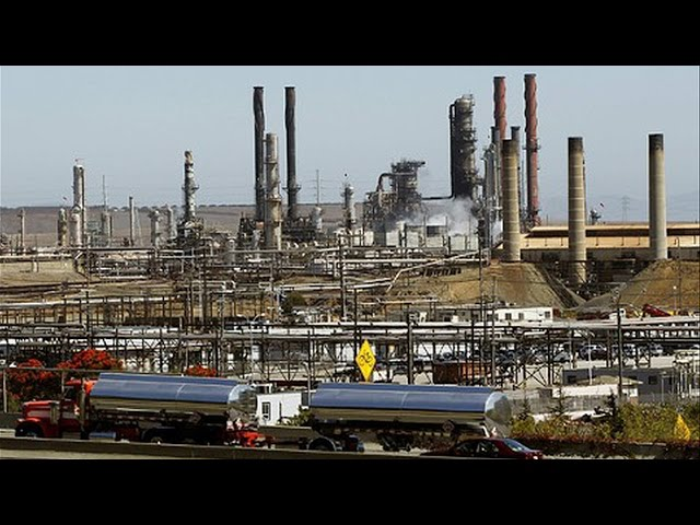 How to Buy a City: Chevron Spends $3 Million on Local California Election to Oust Refinery Critics