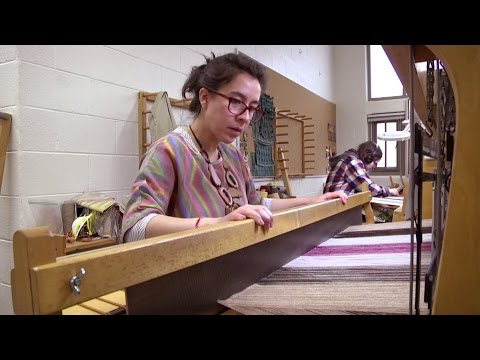 Haywood Community College - Professional Crafts: Fiber