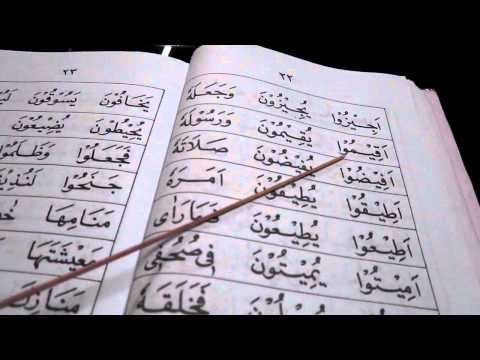 Cara Mengaji Iqra 3 M s 21-23 video