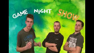 the game night show afl. 12  13