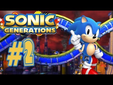 Sonic Generations Part 2 (HD)