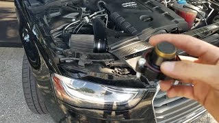 How to Install Diverter Valve Spacer on Audi A4 ( B8 & B8.5 ) ( DV / Blow off )