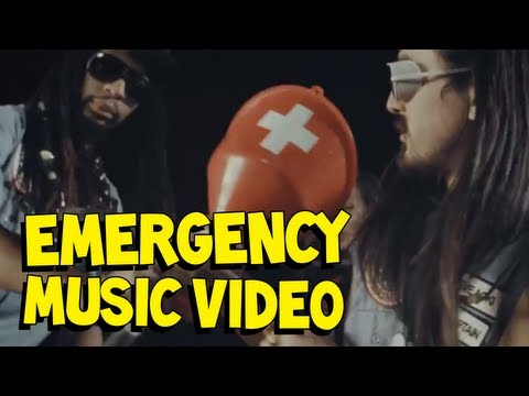 Emergency (ft. Lil Jon) - Steve Aoki MUSIC VIDEO