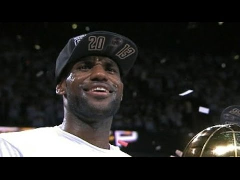 LeBron James: Return of the King