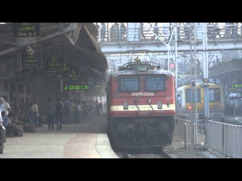 [irfca] Crazy Wap-4 Blinks,honks And Blasts Through Borivali! video