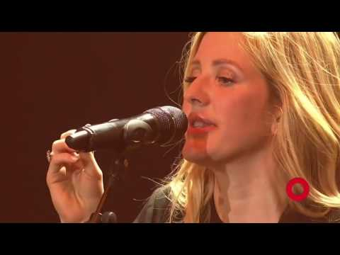 Ellie Goulding Burn | Live at Global Citizen Festival Hamburg