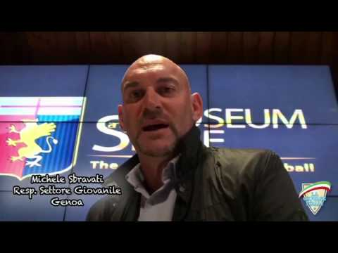 Siamo stati - con il nostro tour che ogni anno porta La Giovane Italia in giro per l'Italia - a trovare gli amici rossoblu del Genoa: ospiti nel museo che raccoglie pezzi di storia del club...