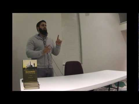 Br. Hamza Tzortzis - How to respond to and refute an atheist's claim 1/2
