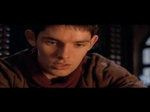 Merlin And Morgana Kiss Merlin & Morgana -...