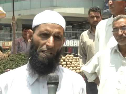 Demand for watermelons rises in Kashmir during Ramadan