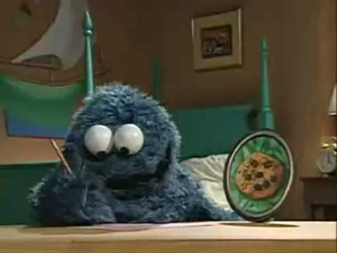 Sesame Street - Dear Mr. Cookie (You Made Me Love You)