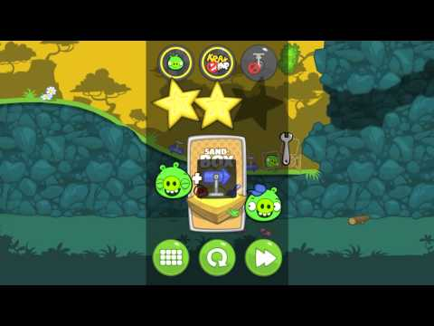 Let's Play Bad Piggies 2-25 to 2-32