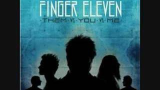 Watch Finger Eleven Change The World video