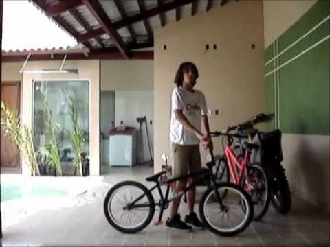 Uniao BMX Dicas de Manobra: Como mandar bunny hop.wmv