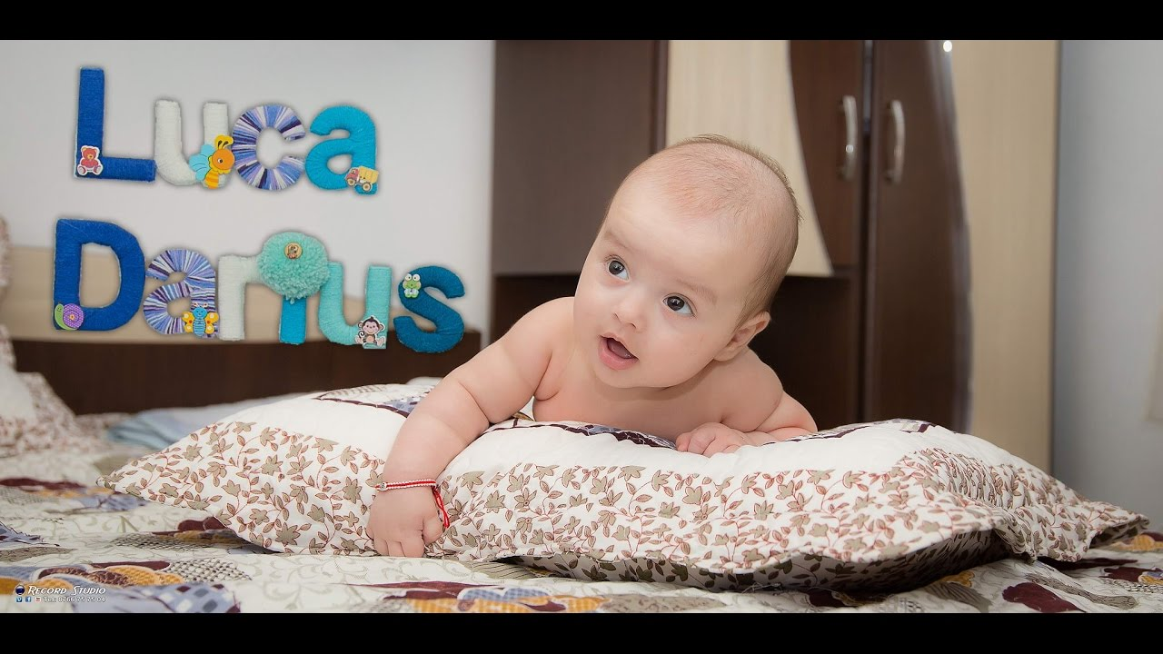 LUCA DARIUS   Relaxing Music for Baby   Unique Moments