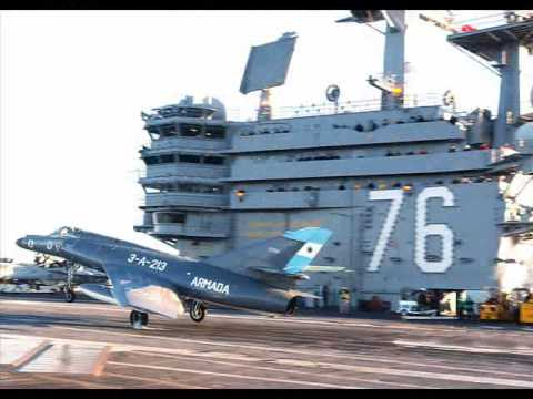 Argentine Navy and Airforce--- Armada de la República Argentina