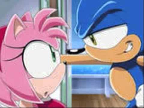 Sonic and Amy Tribute Love Will Find A Way