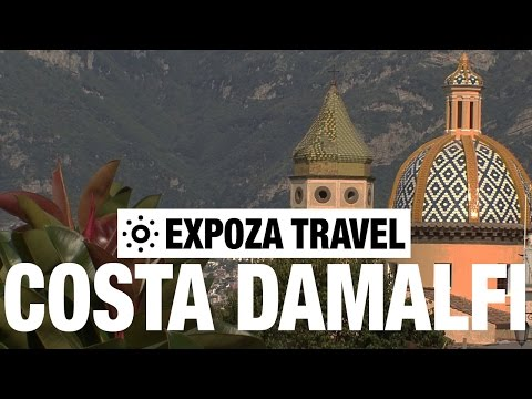 Costa D' Amalfi (Italy) Vacation Travel Video Guide