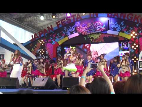 [fancam] LovendoЯ  -sexy Boy- With Cover Dance In Japan Festa In Bangkok 2014 video